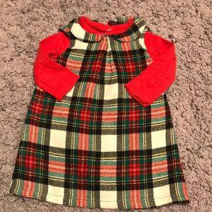 Carters 2 piece dress set